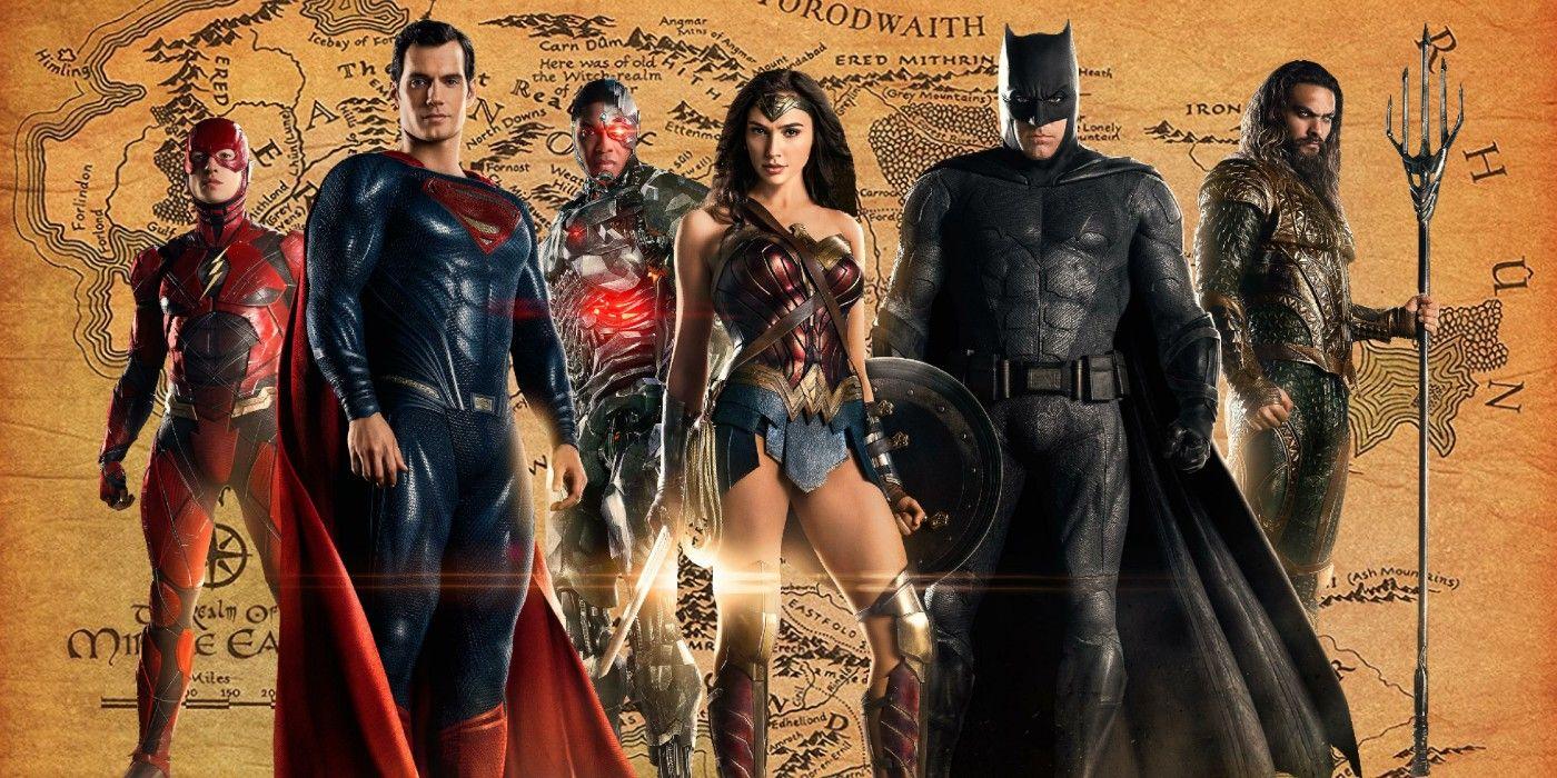 'Justice League' de Snyder iba a ser una trilogía estilo 'Lord of the Rings'