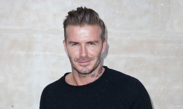 David Beckham habla sobre fútbol y proyectos televisivos