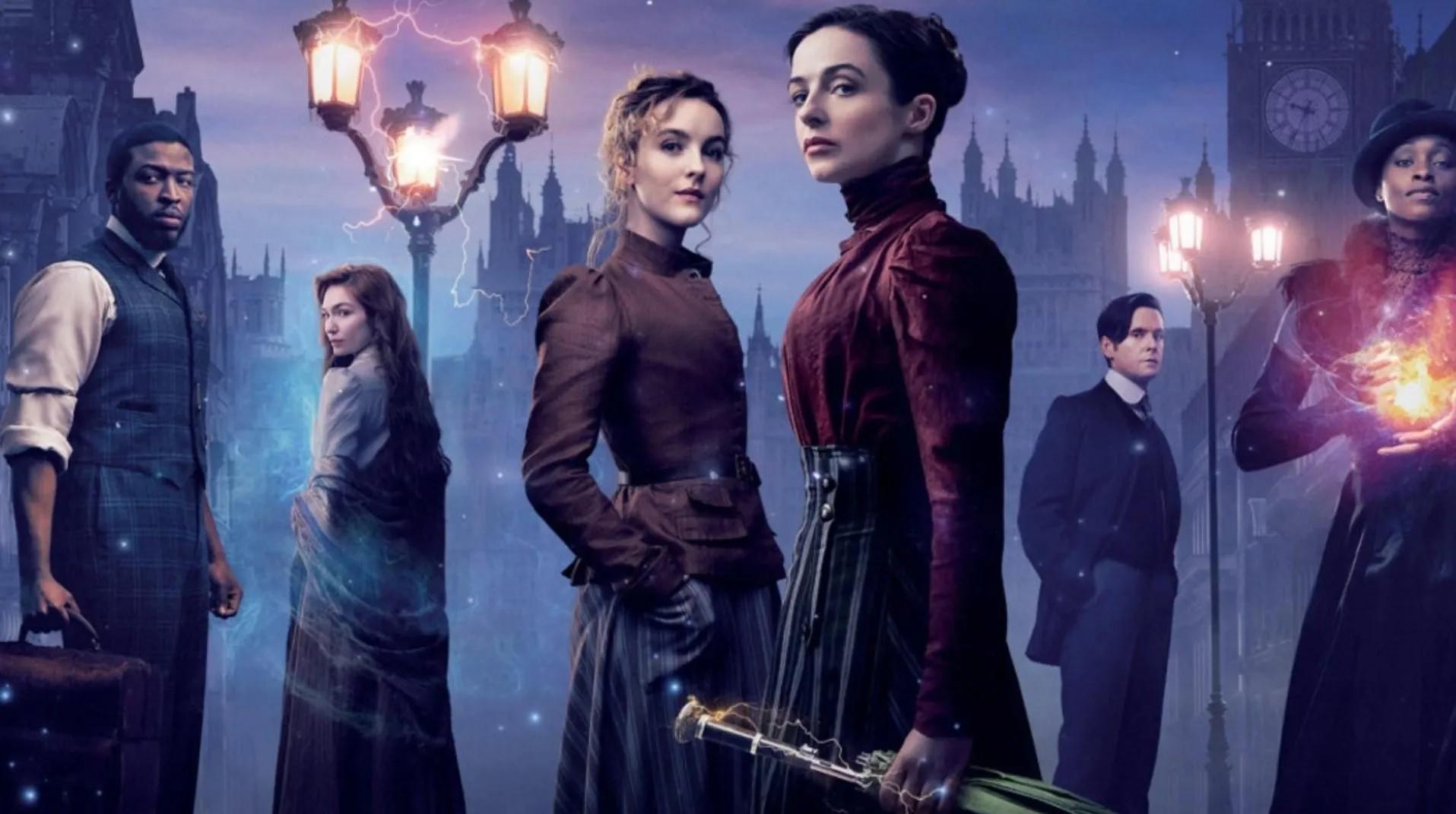 'The Nevers' rompe récords: mejor debut de una serie original en HBO Max
