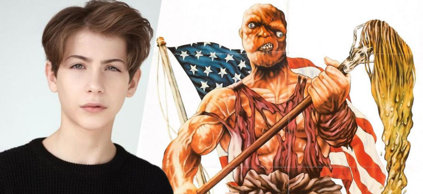 El reboot 'The Toxic Avenger' ficha a Jacob Tremblay