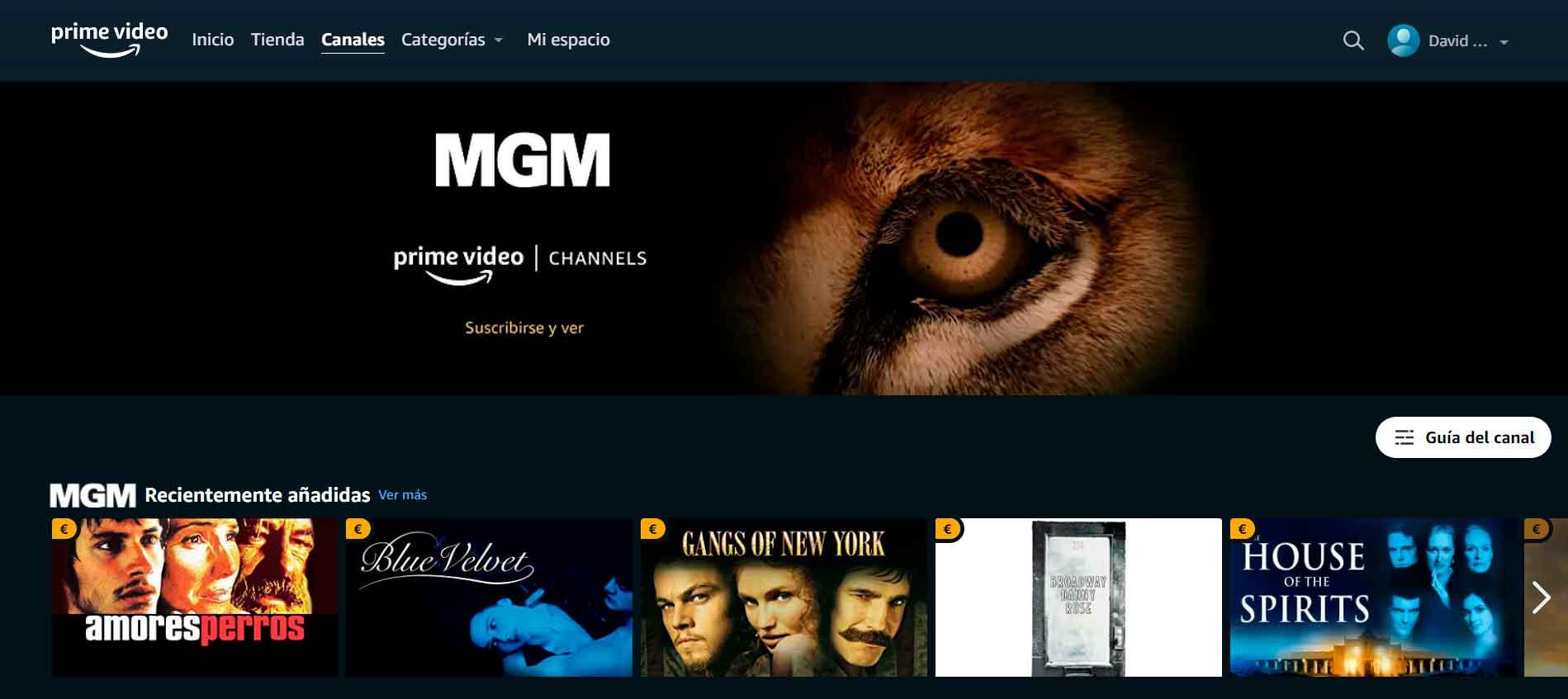Amazon compra MGM Studios en mega acuerdo de 8 mil millones usd