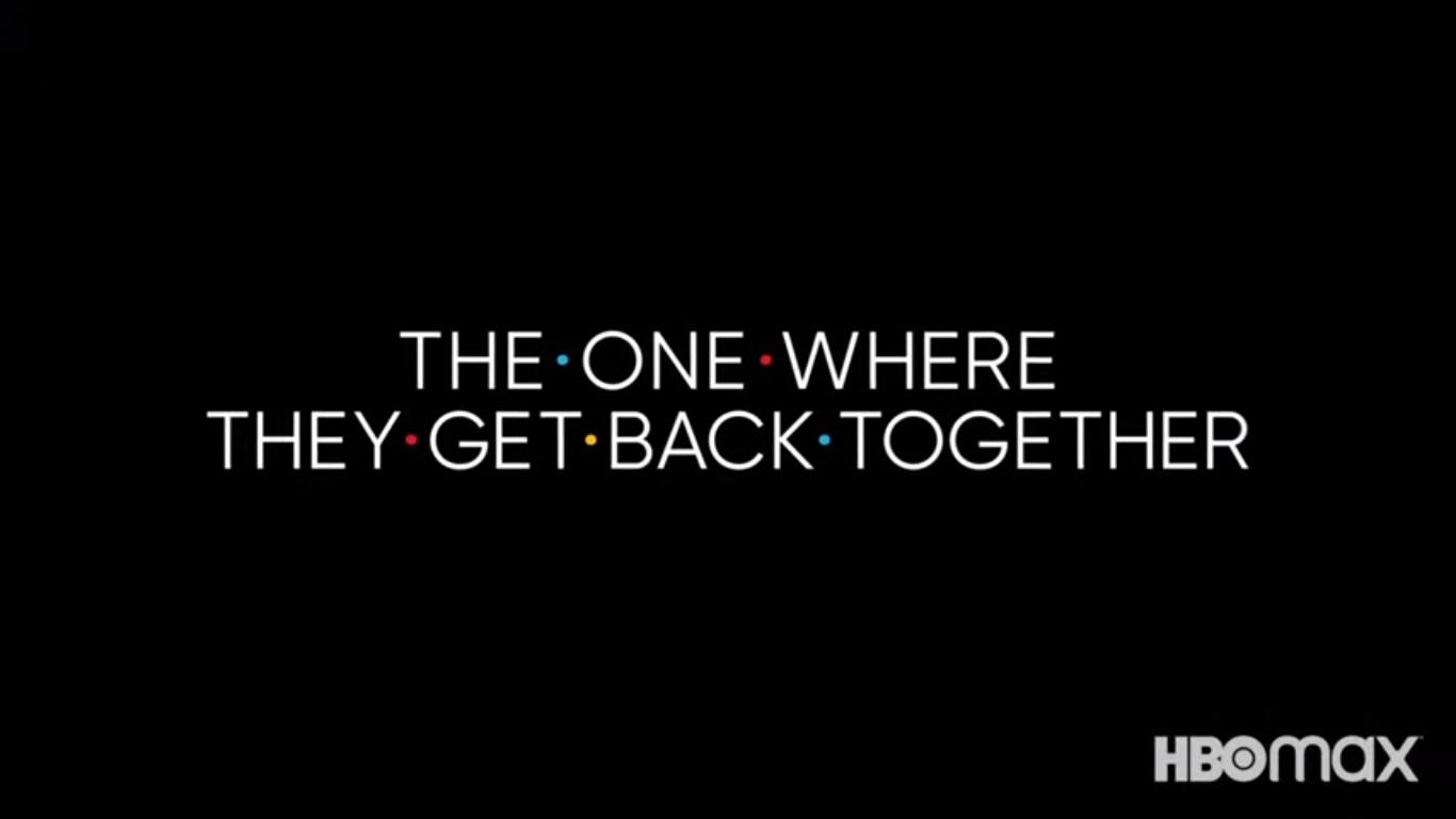'Friends: The Reunion' - estreno el 27 de mayo en HBO Max (teaser)