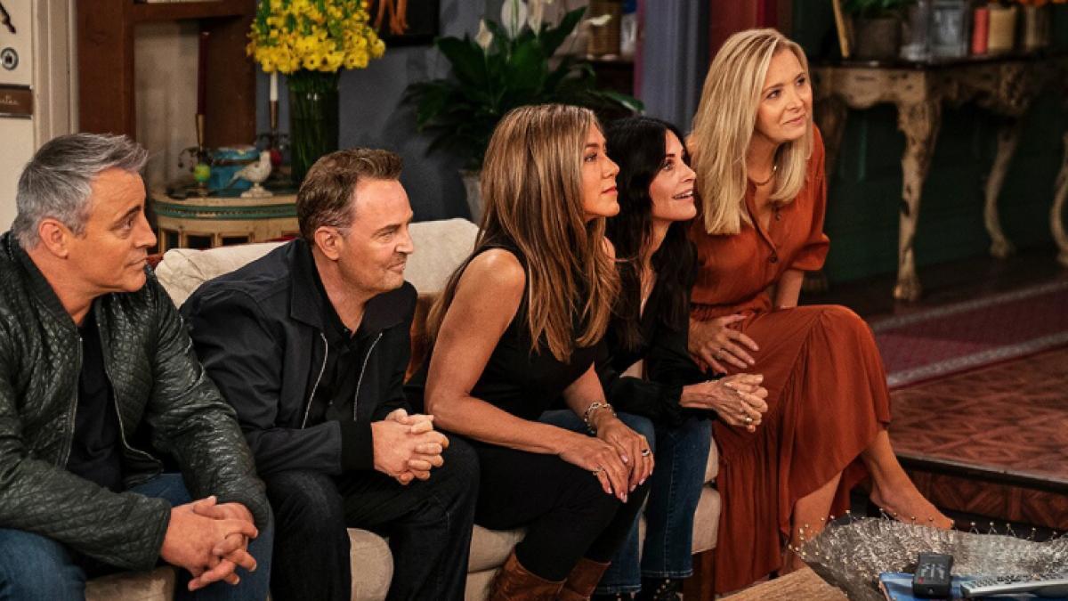 Están de vuelta: ¡'FRIENDS: The Reunion' revela primer tráiler!