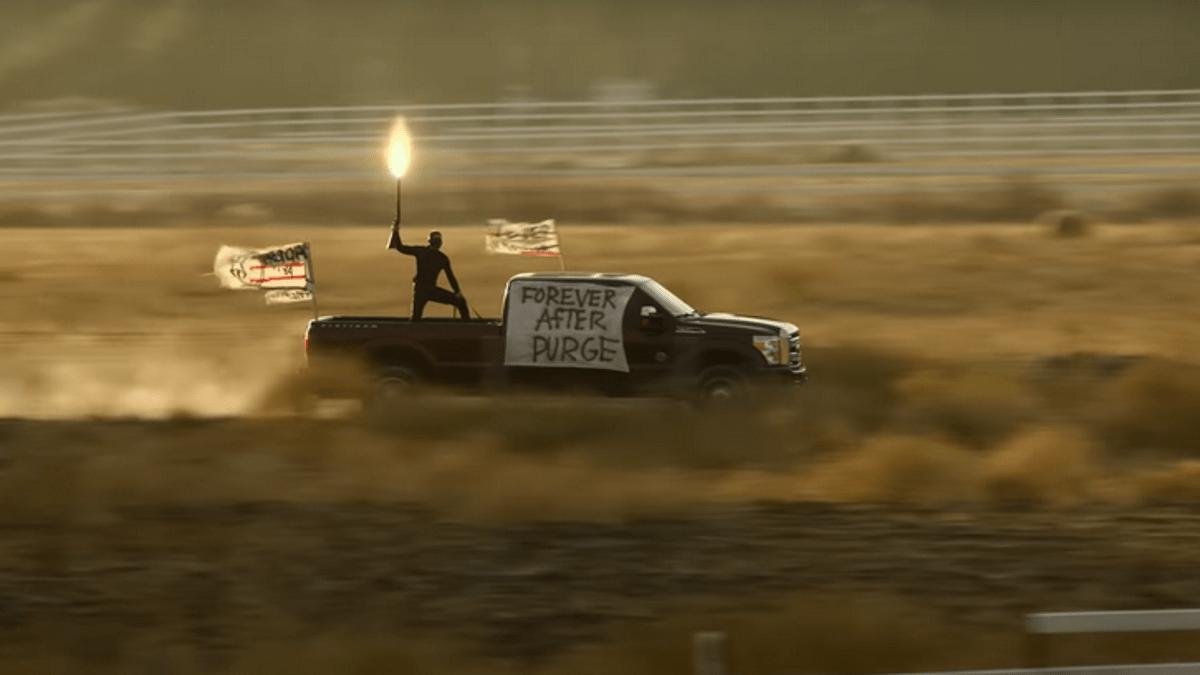 'The Forever Purge' de Everardo Gout y Blumhouse revela primer tráiler