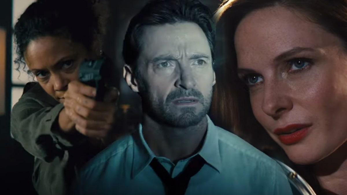 'Reminiscence': primer tráiler con Hugh Jackman y Rebecca Ferguson