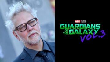 James Gunn / Guardianes de la Galaxia Vol. 3