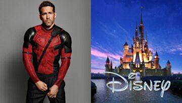 Ryan Reynolds, Deadpool / Disney