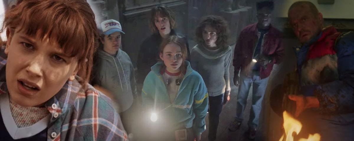 'Stranger Things 4' libera sneak peek – nueva temporada se estrena en 2022